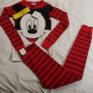 New Mickey Mouse pajama set unisex